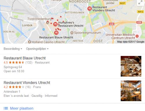 Tips om je restaurant beter op de kaart te zetten